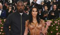 Kim y Kanye alquilan vientre para dar la bienvenida a su cuarto bebé