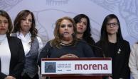 Cámara de Diputados condena violencia política de género en Morelos