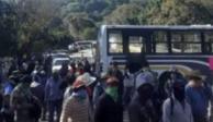 """Bloquean de nuevo carretera para exigir liberación de """"Don Ramón"""""""