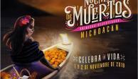 Con 700 actividades Michoacán se prepara para vivir la Noche de Muertos
