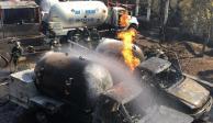 Controlado-el-Incendio-de-Pipas-de-Gas-en-San-Antonio-Tecomitl.-@Claudiashein-@GobMilpaAlta
