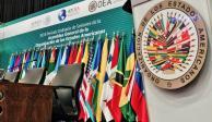 OEA abordará el lunes crisis política en Venezuela