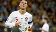 Con póker de Cristiano, Portugal aplasta 5-1 a Lituania