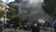 ¿Qué hacer ante la presencia de humo por incendios en el Valle de México?
