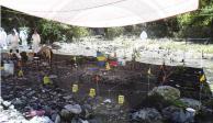 Enviarán a Insbruck restos óseos hallados en basurero de Tepecoacuilco