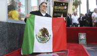 Del Toro, en homenaje en EU: soy mexicano y soy inmigrante