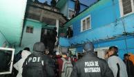 PGJ recupera inmueble utilizado como casa de seguridad en GAM