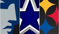 Pats, Cowboys y Steelers, los equipos más populares de NFL para los mexicanos