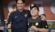 Maradona y Dorados le regalaron el triunfo a Pumas