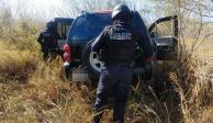Aseguran casi 2,500 litros de gasolina en Reynosa