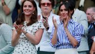 Las 7 palabras que tienen prohibido pronunciar Kate Middleton y Meghan Markle