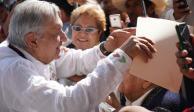 Consulta y revocación de mandato consolidan la justicia social: AMLO