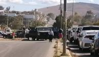 Matan a agente durante traslado de detenido en Oaxaca