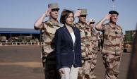 Francia mantiene su rebeldía hacia la OTAN