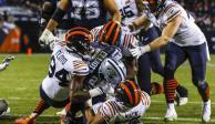 Cowboys ligan tercera derrota y ponen en riesgo su lugar en playoffs