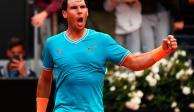 Nadal suma su noveno título en Roma al vencer a Nole