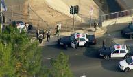 Arrestan a sospechoso de tiroteo en escuela de California