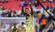 Mateus Uribe se despide de sus compañeros en el América