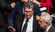Gobernadores y alcaldes panistas desacatan Constitución si desconocen a Piedra: Monreal