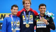 Jonathan Paredes gana medalla de bronce en Gwangju 2019