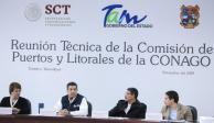 Apuesta Tamaulipas por la fortaleza de sus puertos marítimos