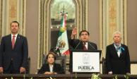 Puebla tiene deuda de 44 mmdp y sus finanzas están asfixiadas: Barbosa