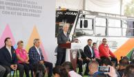 Edomex anuncia carrera para profesionalizar operadores de transporte público