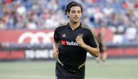 Carlos Vela se convierte en el máximo goleador de la MLS en una campaña
