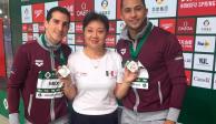 Pacheco y Ocampo hacen historia y obtienen plata en Serie Mundial