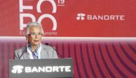 Falta del Estado de derecho, principal problema del país: Sánchez Cordero