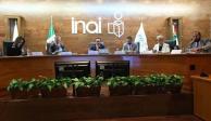 """""""Por delicadeza"""", Presidencia no divulgará nombres de comunicadores que pidió el INAI"""