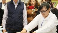 Anuncia Del Mazo rehabilitación de los centros de atención múltiple