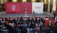 Reforma educativa, protestas de CNTE y revocación de mandato, temas de La Mañanera