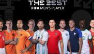 Messi, Cristiano Ronaldo y Mbappé candidatos al premio THE BEST