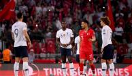 Francia pierde su primer duelo rumbo a la Eurocopa a manos de Turquía