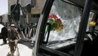 17 muertos y 80 heridos dejan ataques a mercado y mezquita en Afganistán