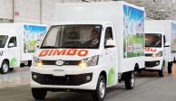 Bimbo invierte 2,800 mdp para adquirir 4 mil vehículos eléctricos