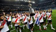 Seguidor de River se tatúa código QR para revivir título de la Libertadores