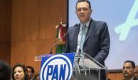 PAN prepara acción de inconstitucionalidad ante SCJN por ley contra facturas falsas