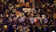 Marchan en Madrid en contra del cambio climático, Greta Thunberg encabeza protesta