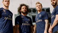 A ritmo de Trap, Real Madrid presenta su segundo uniforme