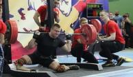Deportista rompe su pierna al cargar pesa de 250 kg
