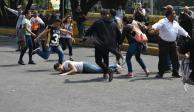 Expulsa UNAM a 2 porros del CCH Naucalpan y a otro de la FES Acatlán