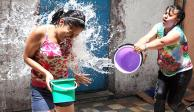 ¡Cuidado! multas de hasta 3 mil pesos por desperdicio de agua en Sábado de Gloria
