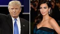 Kim Kardashian se reúne con Trump para discutir sistema penitenciario