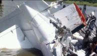 FOTOS: Al menos 19 muertos en accidente aéreo en Sudán del Sur