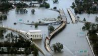 Declaran en emergencia Sinaloa y Sonora por fuertes lluvias