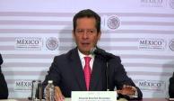 México apuesta al diálogo en renegociación del TLCAN, destaca Presidencia