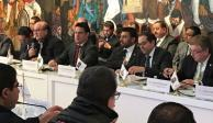 Conago niega terrorismo de SHCP a gobernadores