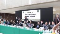 Avanza reforma sobre extinción de dominio por corrupción y huachicoleo